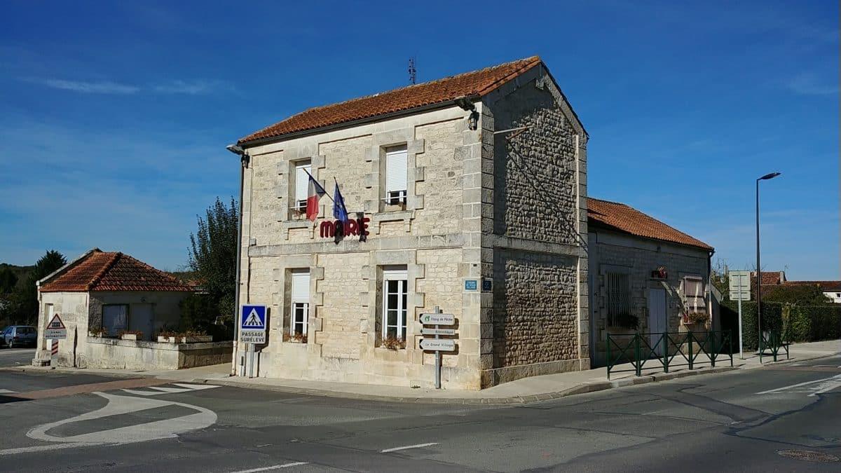 mairie de bussac sur charente