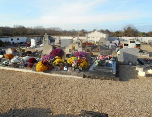 Entretien du cimetière