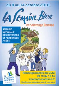 La Semaine bleue @ Charente Maritime