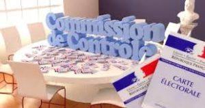 Commission de contrôle des listes électorales @ Mairie de Bussac sur Charente