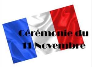 Cérémonie du 11 novembre @ Jardin des Eperches