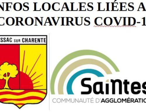 Infos locales