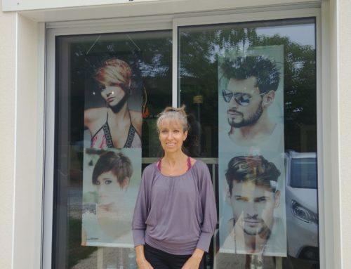 Un nouveau salon de coiffure à Bussac