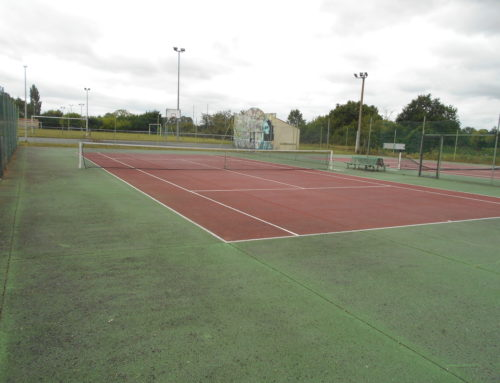 Les courts de tennis ouverts à tous