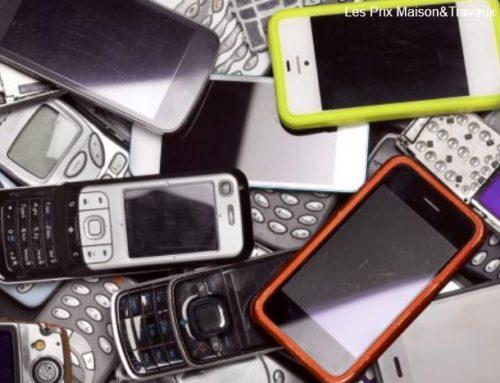 Recycler vos mobiles usagés
