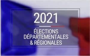 Elections départementales et régionales @ salle municipale