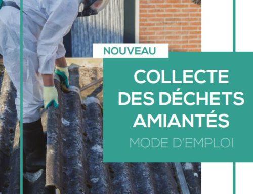 Collecte gratuite des déchets d'amiante sur rdv